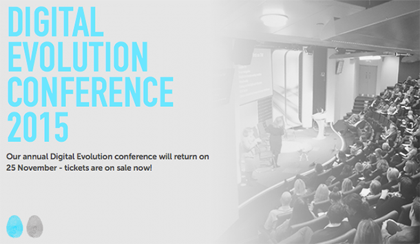 Tinder Foundation Digital Evolution Conference