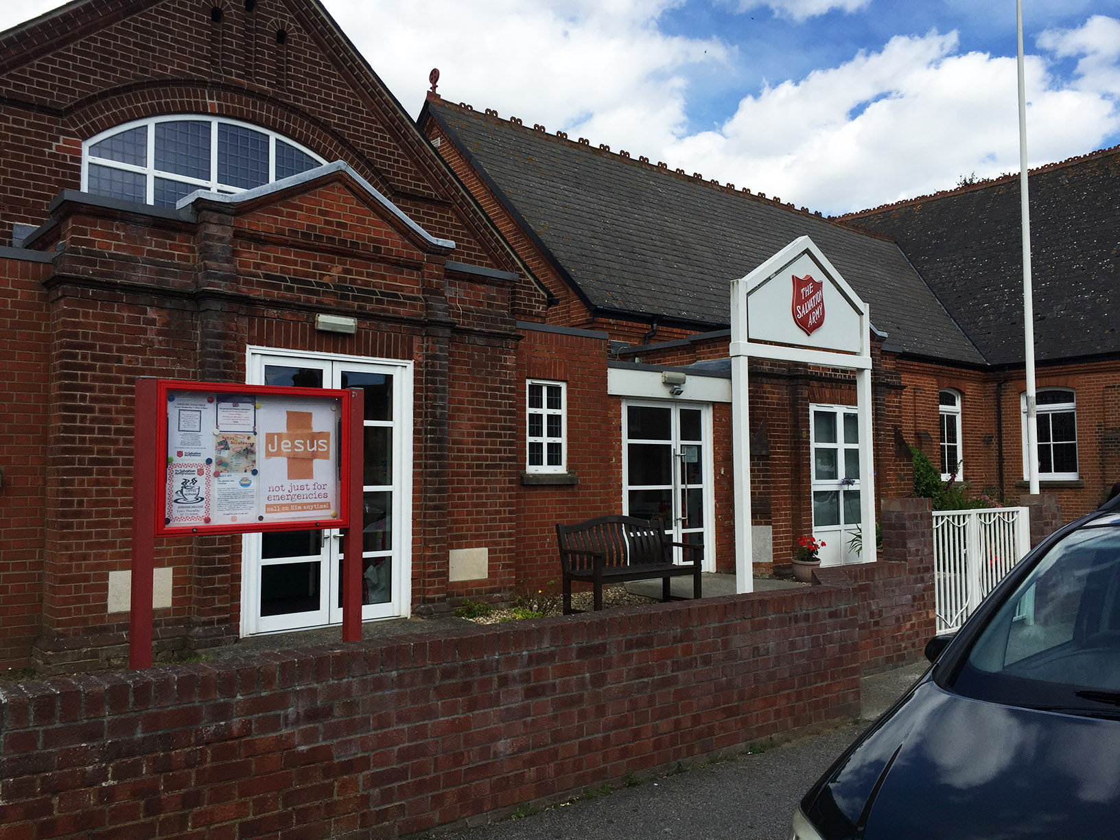 Salvation Army, Felixstowe
