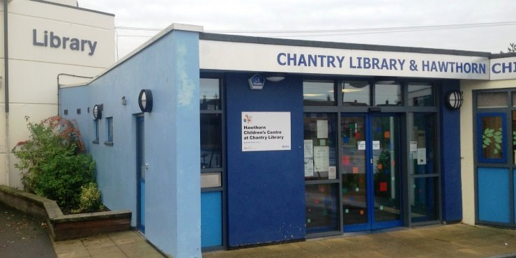 Chantry Library Ipswich