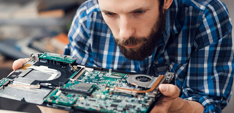 Computer Repair, Upgrade and Support Services
