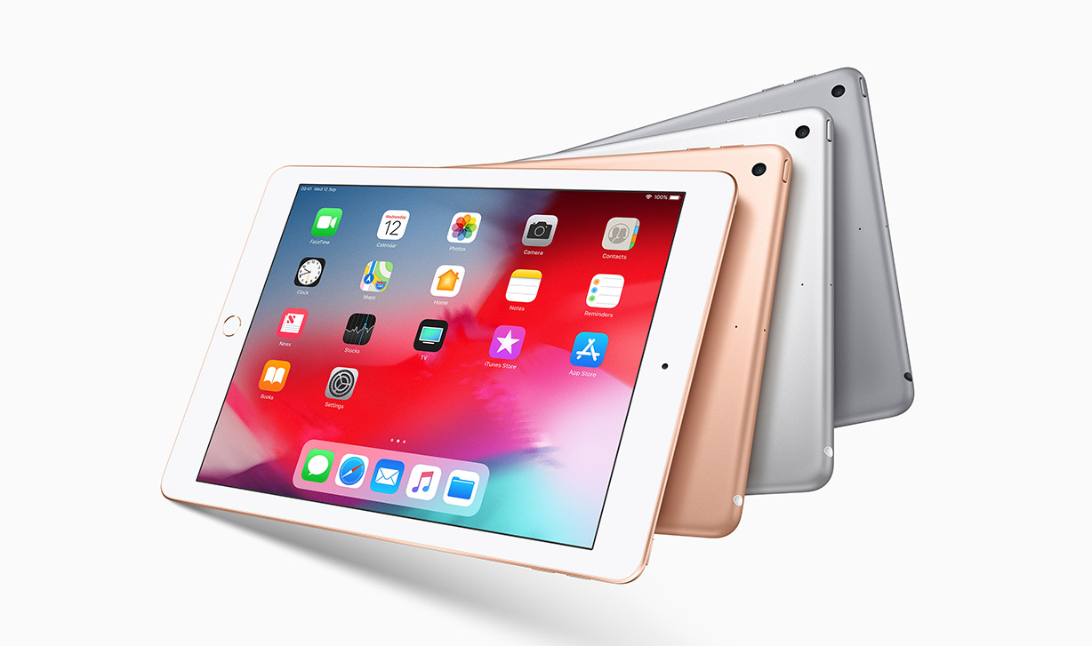 Apple iPad 2018 collection