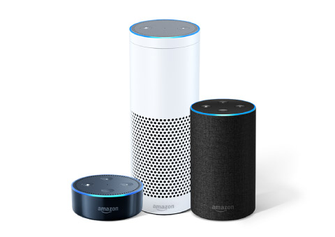 The Amazon Echo Family