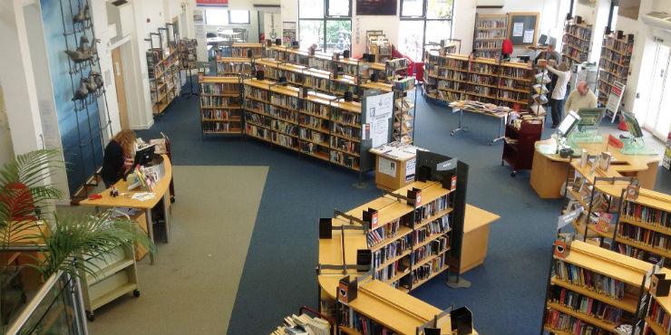 Felixstowe Library