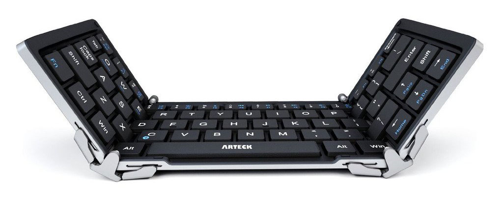 Arteck foldable wireless keyboard